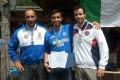 Federico Urbani è Campione d'Italia Assoluti di canoa discesa in K1!
