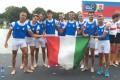 Leone Barbaro è vice campione del mondo assoluti in otto pesi leggeri